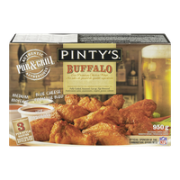 Pinty's Buffalo Chicken Wings (950g)  - Urbery
