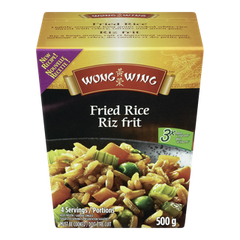 Wong Wing Fried Rice (500g)  - Urbery