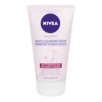 Nivea Aqua Effect Gentle Cleansing Cream (150mL)  - Urbery