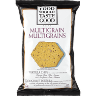 Food should taste good Tortilla Chips, Multigrain (156g)  - Urbery