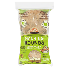 Morning Rounds Pitas Apple Cinnamon (450g)  - Urbery
