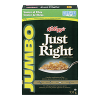 Kellogg's Just Right Cereal (935g)  - Urbery
