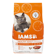 Iams ProActive Cat Food Health Original Dry with Tuna (3kg)  - Urbery