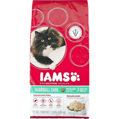 Iams ProActive Health Cat Food Adult Hairball Care Dry (1.31kg)  - Urbery
