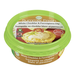 Summer Fresh Dip White Cheddar Parmigiano (227g)  - Urbery
