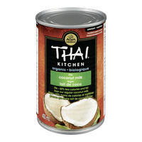 Thai Kitchen Canned  Organic Coconut Milk, Lite (400mL)  - Urbery