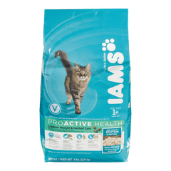Iams ProActive Health Cat Food Indoor Weight and Hairball Care Dry Cat Food (2kg)  - Urbery