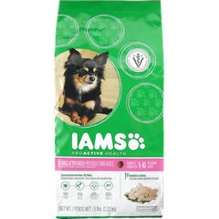 Iams ProActive Dog Food Health Adult Small & Toy Breed (2kg)  - Urbery
