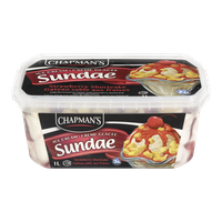 Chapman's Ice Cream Sundae Strawberry Shortcake (1L)