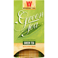 Wissotzky Green Tea With Citrus Fruits (20ea)  - Urbery