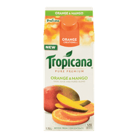Tropicana Orange Creations Juice Orange & Mango (1.75L)  - Urbery