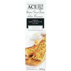 ACE Bakery Bake Your Own Demi Baguette Garlic (265g)  - Urbery