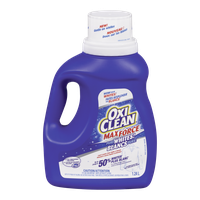 OxiClean Bleach Max Force Pure Whites (1.24L)