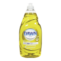 Dawn Dishwashing Detergent Ultra Lemon (709mL)  - Urbery