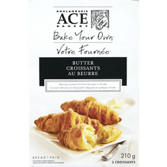 ACE Bakery Bake Your Own Butter Croissants (210g)  - Urbery