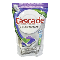 Cascade Platinum ActionPacs with Dawn, Fresh Scent (18ea)  - Urbery