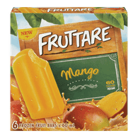 Fruttare Ice Cream Popsicle Mango (6X60ML)