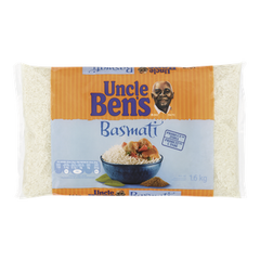 Uncle Ben's Basmati Rice (1.6kg)  - Urbery