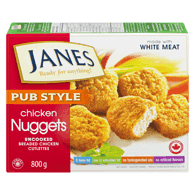 Janes Pub Style Chicken Nuggets (800g)  - Urbery
