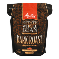 Melitta Estate Dark Roast, Whole Bean (907g)  - Urbery