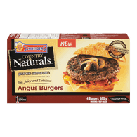 Schneiders Country Naturals Angus Burgers (680g)  - Urbery