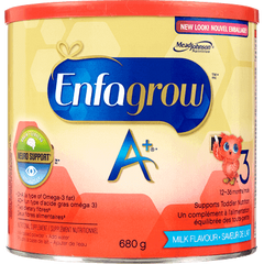 Enfagrow Baby Food A+ Nutritional Supplement for Toddlers (680g)  - Urbery