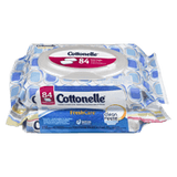 Cottonelle Flushable Cleansing Cloths, FreshCare Refills (84 ea)