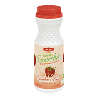 Hans Lassi Yogurt Smoothie, Strawberry (200mL)  - Urbery