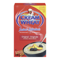 Cream of Wheat Cream Of Wheat, Instant Original (336g)  - Urbery