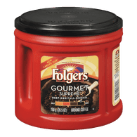 Folgers Gourmet Supreme Deep and Full Bodied Coffee (750g)  - Urbery