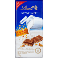 Lindt Swiss Classic Crunchy (100g)  - Urbery