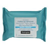 Neutrogena Hydrating Makeup Remover Cleansing Towelettes (25ea)  - Urbery