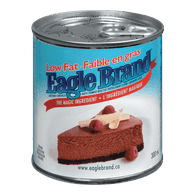 Eagle Brand Canned  Sweetened Condensed Partly Skimmed Milk (300mL)  - Urbery