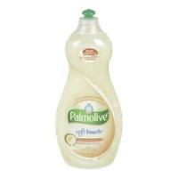 Palmolive Dishwashing Detergent Ultra Soft Touch Dish Liquid, Coconut Butter (739mL)  - Urbery