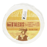 Alexis Portneuf Cheese Brie (approx. 300g)