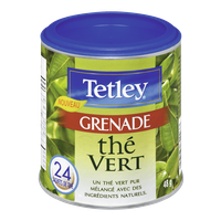 Tetley Green Tea, Pomegranate (24ea)  - Urbery