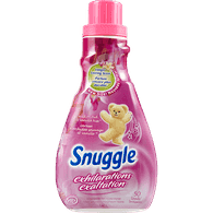 Snuggle Exhilarations Liquid Fabric Softener, Wild Orchid & Vanilla Kiss (3L)  - Urbery