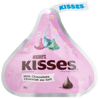 Hershey's Pastel Kisses (200g)  - Urbery