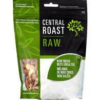 Central Roast Raw Mixed Nuts, Unsalted (290g)  - Urbery