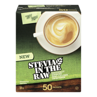In The Raw Stevia In The Raw (50ea)  - Urbery