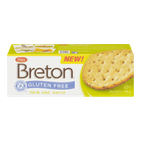 Dare Breton Gluten Free Crackers, Herb & Garlic (135g)