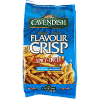 Cavendish Farms Flavourcrisp Spicy Straight Cut Fries (750g)  - Urbery