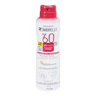 L'Oreal Ombrelle Dry Mist Continuous Spray Sunscreen, SPF 60 (142g)  - Urbery
