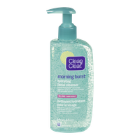 Clean & Clear Morning Burst Facial Cleanser (235mL)  - Urbery