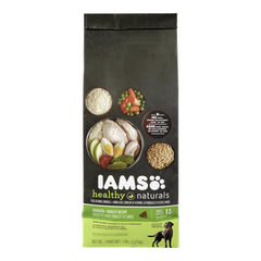 Iams Healthy Naturals Dog Food Adult Chicken & Barley (2.27kg)  - Urbery