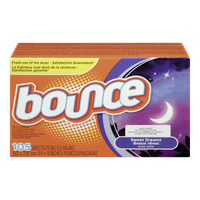 Bounce Dryer Sheets, Sweet Dreams (105ea)  - Urbery