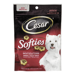 Cesar Dog Food Softies Grilled Chicken (150g)