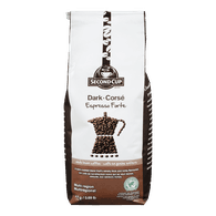 Second Cup Espresso Forte, Whole Bean (312g)  - Urbery