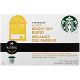 Keurig Starbucks Bright Sky Blend Blonde Roast (10ea)