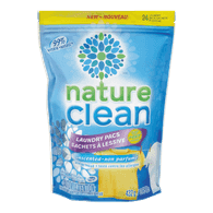 Nature Clean Laundry Pacs (432g)  - Urbery